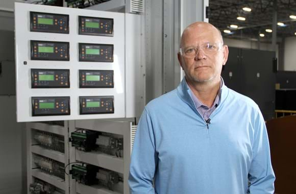 American switchgear leader relies on DEIF controller